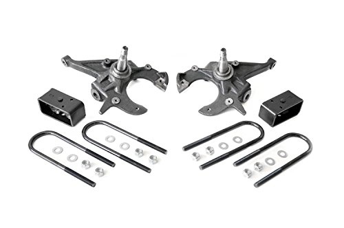 """Street Edge 82-04 Chevy S10//GMC Sonoma//GMC S15 Pickup 2WD 2/"""" Drop Spindles"""