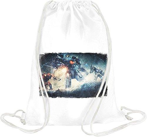pacific-rim-massive-robots-bolsa-con-cordon-gym-travel-drawstring-sack-printed-bags-by-slick-stuff
