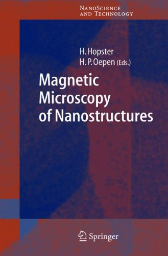 Magnetic Microscopy Of Nanostructures