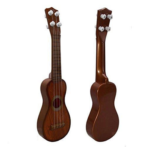 Towallmark(Tm)Baby Children Wisdom Development Simulation Guitar Toy Music Gift (Coffee)