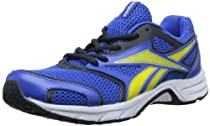 Reebok Southrange L Running Shoe (Little Kid/Big Kid),Vital Blue/Reebok Navy/Ultimate Yellow/White,5.5 M US Big Kid