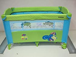 Lollipop Lane - Babidu Travel Cot