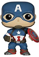 Funko - Pdf00004768 - Pop - The Avengers 2 - Captain America