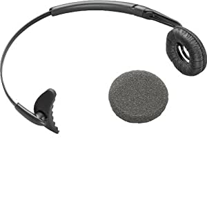 Plantronics 66735-01 Uniband CS50 Headband with ear Cushion for CS50