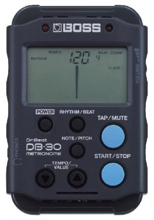 Boss DB-30C Dr. Beat Metronome