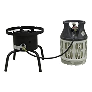 Camp Chef Single Burner Outdoor Cooker from D&H Distributing Co.