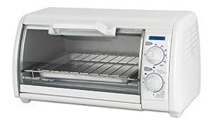 Black & Decker TRO420 Toast-R-Oven 4-Slice Countertop Oven Broiler by Black & Decker