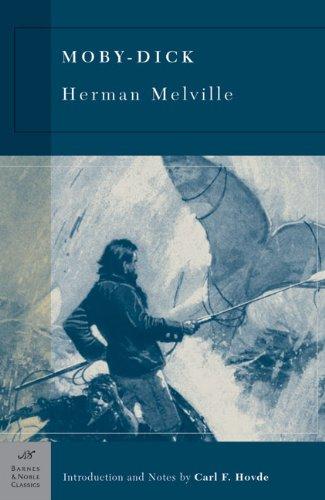 Moby-Dick (Barnes & Noble Classics Series) ISBN-13 9781593080181