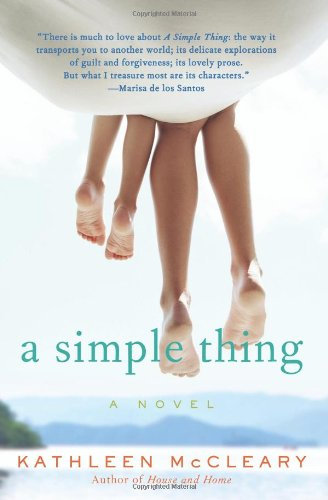 A Simple Thing: A Novel front-536212