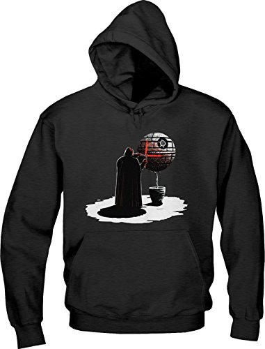 BSW Unisex Darth Vader Lightsaber Hedge Clippers Star Wars Hoodie 5XL Black