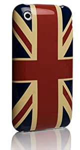 Venom  Union Jack Armour Shell for iPhone 3GS