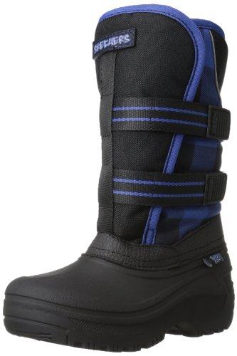 Skechers BrumalDonnely Boots Boys Black Schwarz (BKRY) Size: 31