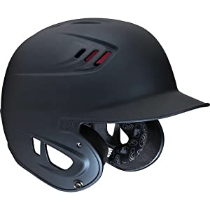 Rawlings Adult 80Mph Performance Rated Matte Batting Helmets by Rawlings