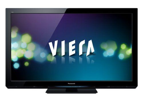 Panasonic TX-P50U30B 50-inch Widescreen Full HD 1080p 600Hz Plasma TV with Freeview HD