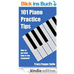 101 Piano Practice Tips (English Edition)