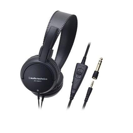 Audio-Technica-ATH-300TV-Closed-back-Headphones
