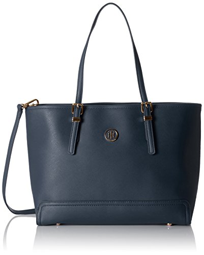 tommy-hilfiger-damen-honey-med-tote-umhangetaschen-blau-midnight-001-001-40x27x14-cm