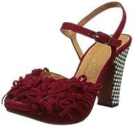 Chie Mihara Women's Amano Ante Rojo Dress Sandal