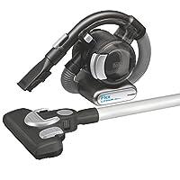 BLACK+DECKER BDH2020FLFH MAX Lithium Flex Vacuum with Stick Vacuum Floor Head and Pet Hair Brush, 20-volt