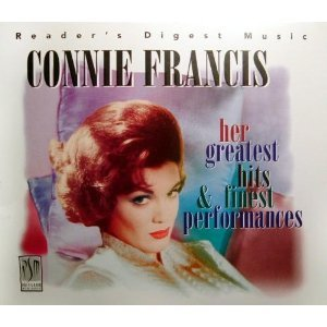 Connie Francis - Her Greatest Hits & Finest Performances - Zortam Music
