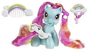 little pony super long hair
