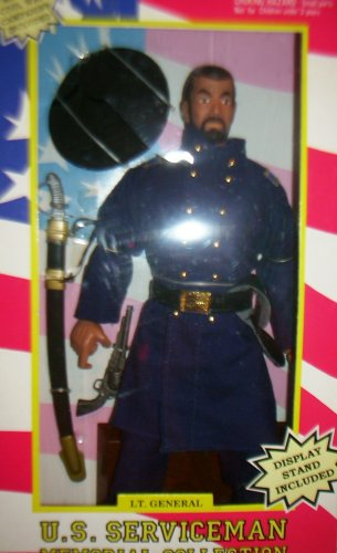Picture of Formative International Sotw Civil War 12 Inch Action Figures Soldiers of the World Lt General Union (B001J9RTH8) (Formative International Action Figures)