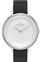 Skagen Ditte Watch (Black)