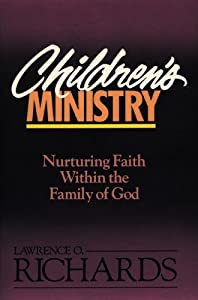 "Cover of ""Children's Ministry"""