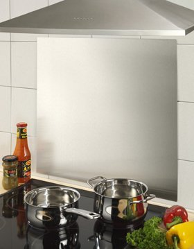 Zeller 27276 paraschizzi per cucina 56 x 49 cm in for Utensili cucina online shop