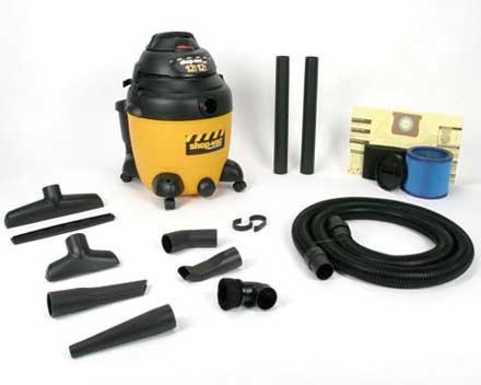 Buy Shop Vac Single-Stage, 12 gallon tank (Shop Vac Power Tools,Power & Hand Tools, Power Tools, Vacuums & Dust Collectors, Wet-Dry Vacuums)