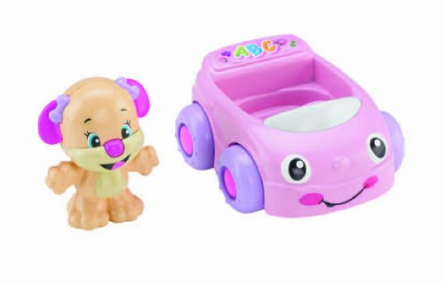 Fisher-Price Laugh & Learn Sis' Learning Car - 1
