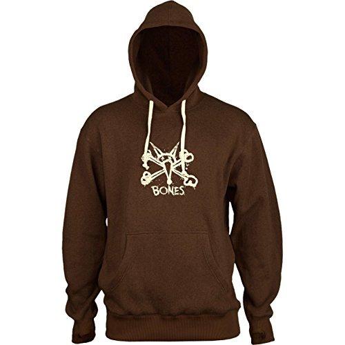 bones-vato-ocean-pacific-hooded-sweatshirt-large-brown-heather-by-bones-wheels