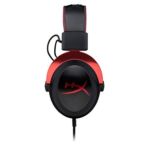 Kingston HyperX Headset Cloud II - Noise Cancelling Gaming Headphone