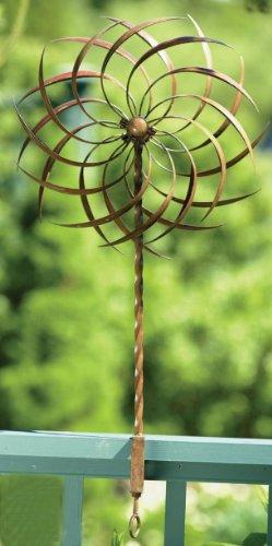 Ancient Graffiti Pinwheel Deck Design Kinetic Spinner