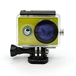 GALLOPJOY Portable Save Photographic Memory Action Camera Green