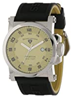 Swiss Legend Men's 40030-016 Sportiva Olive Green Textured Dial Black Silicone Watch from Swiss Legend