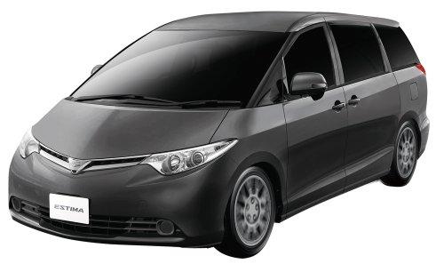 ラジコン 車 ラジコンカー 1/24 トヨタ エスティマ RC TOYOTA ESTIMA 正規ライセンス ブラック