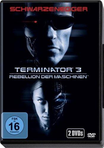 Terminator 3 - Rebellion der Maschinen [2 DVDs]
