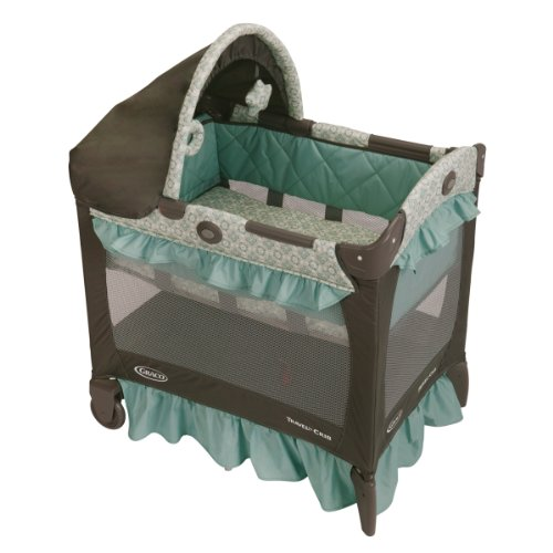 Graco Travel Lite Crib, Winslet (Pack N Play Travel compare prices)