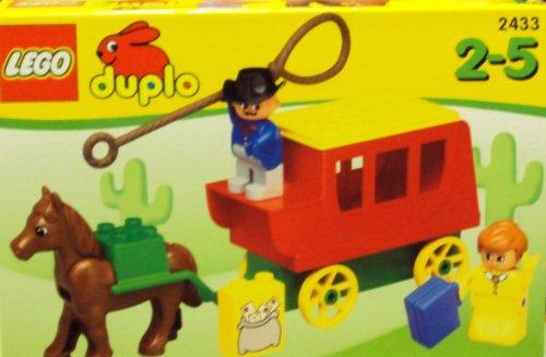 LEGO DUPLO Western Kutsche (Art. 2433)