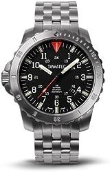 TAWATEC Automatic Titan Diver Tactical ICS - Titanium Bracelet