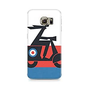 Mobicture Catch Me Premium Printed Case For Samsung S6