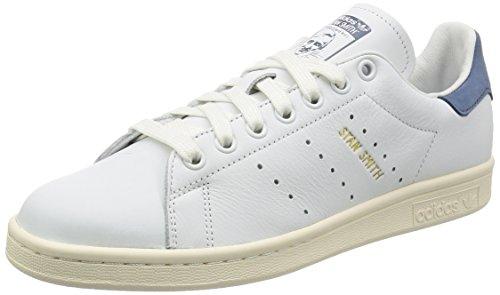 Adidas Stan Smith - Scarpe Sportive Outdoor Uomo, Bianco (Ftwr White), 41 1/3 EU