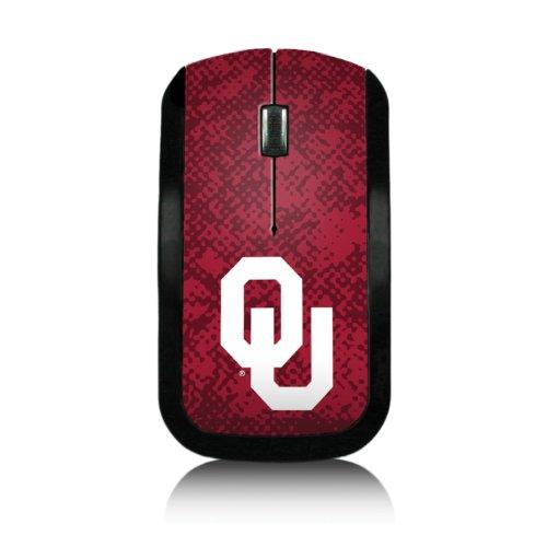 Oklahoma Sooners Wireless Usb Mouse Ncaa