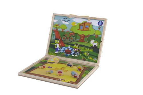 41nSwFD1AyL Buy  PBS Kids Take Along Puzzle Set   Explore The Playground