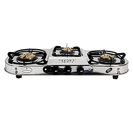 Laxmi-Superior-kia-Model-Steel-Gas-Cooktop-(3-Burners)