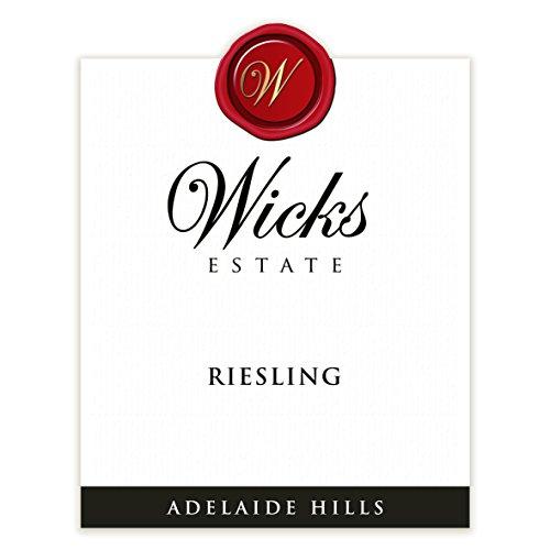 2014 Wicks Estate Adelaide Hills Riesling 750 Ml