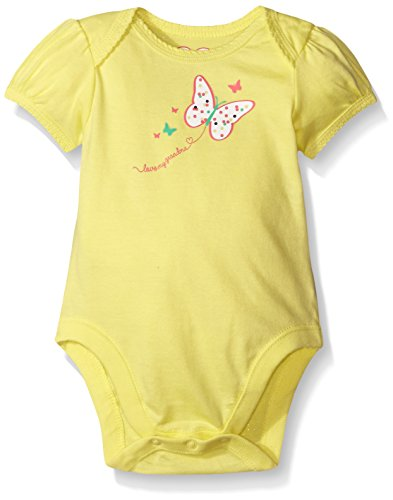 The Children's Place Little Girls' Butterfly Bodysuit