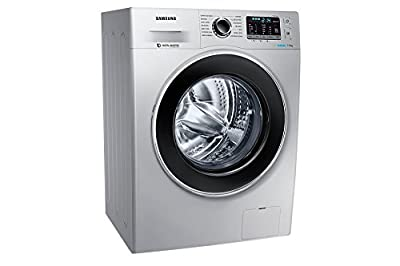 Samsung WW75J5410GS/TL Fully-automatic Front-loading Washing Machine (7.5 Kg, Silver)