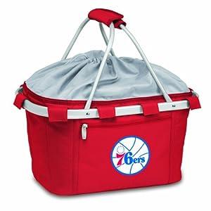NBA Philadelphia 76ers Insulated Metro Basket by Picnic Time